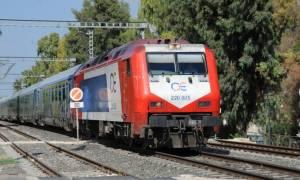 Ακυρώνονται σήμερα τα δρομολόγια τρένων και προαστιακού