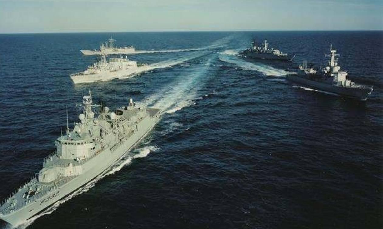 Συμμετοχή της Αλβανίας σε ναυτικές ΝΑΤΟϊκές επιχειρήσεις στο Αιγαίο
