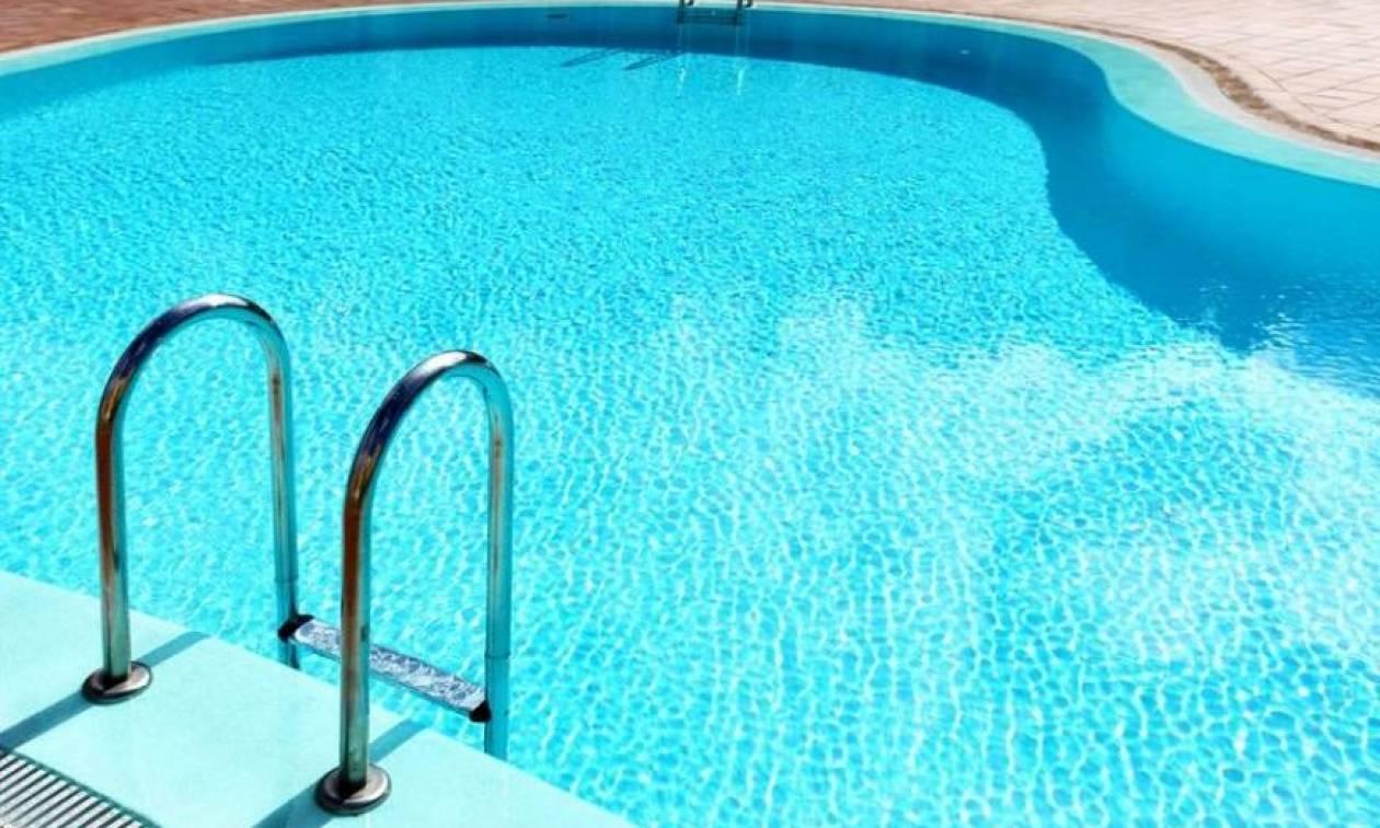 Φρίκη στο Ηράκλειο – Πήγε να κάνει μπάνιο στην πισίνα ξενοδοχείου και είδε το πτώμα ενός τουρίστα