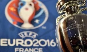 Euro 2016: Όλο το τηλεοπτικό πρόγραμμα των ομίλων