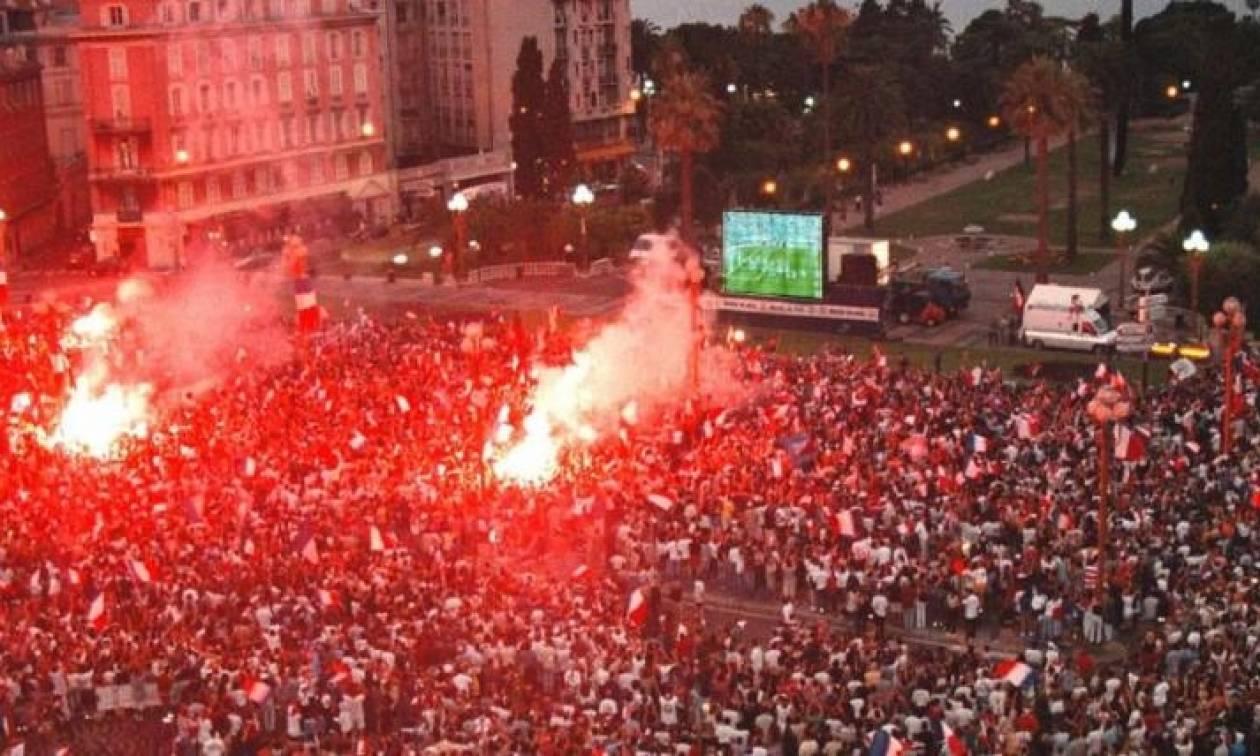 Γαλλία-Euro 2016: Aπαγορεύεται η αναμετάδοση των ματς σε υπαίθριους χώρους λόγω τρομοκρατίας (Vid)