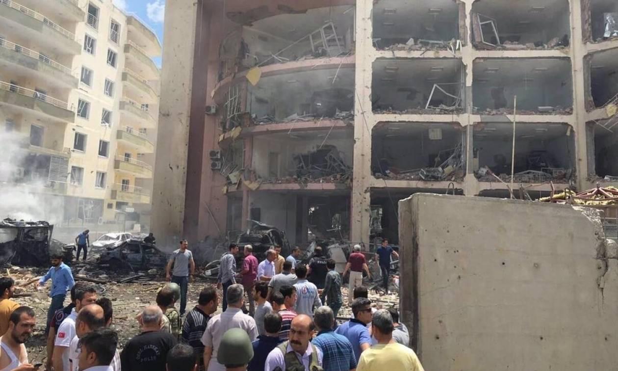 Τουρκία: Το PKK πίσω από τη νέα βομβιστική επίθεση - «Δεν έχουμε τίποτα να συζητήσουμε» (pics)