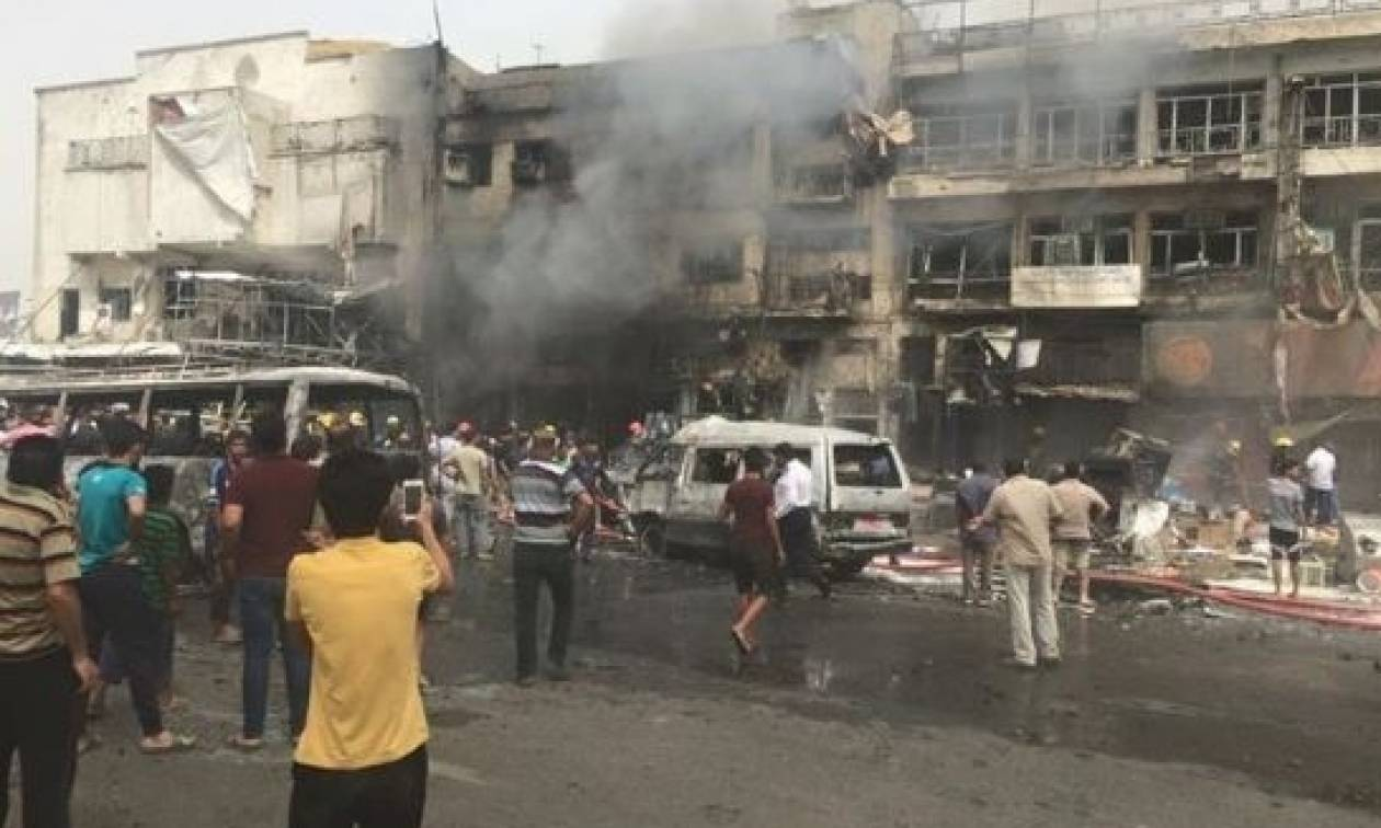 Βαγδάτη: Αυξάνεται δραματικά ο αριθμός των νεκρών από τις επιθέσεις του ΙΚ