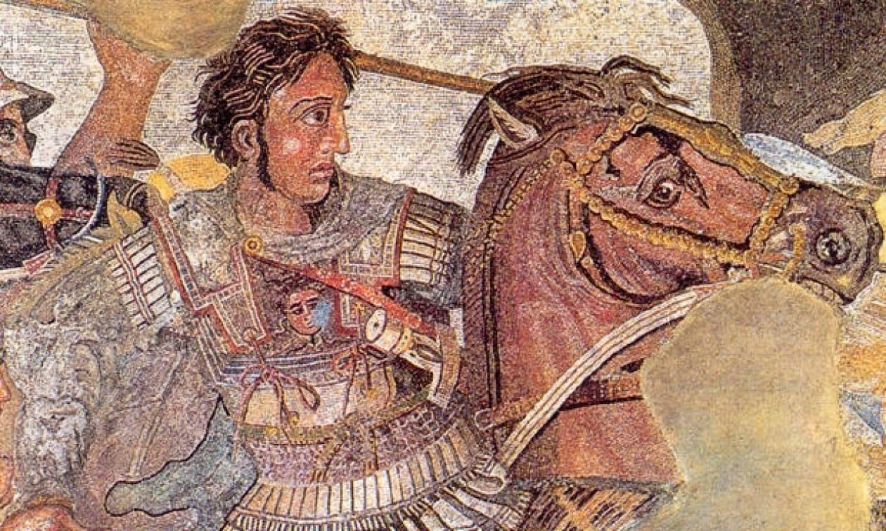 Σαν σήμερα το 323 π.Χ. πέθανε ο Μέγας Αλέξανδρος