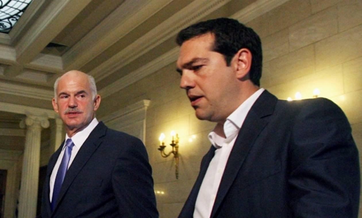 Ο Παπανδρέου «φλερτάρει» τον ΣΥΡΙΖΑ