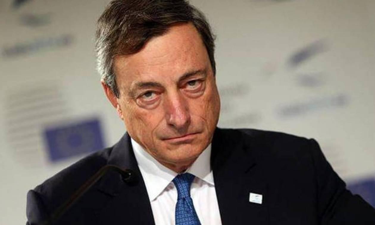 Ντράγκι: Μήνυμα στην Ελλάδα να προχωρήσει σε μεταρρυθμίσεις