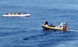 Τουλάχιστον 3.000 μετανάστες διασώθηκαν στη Μεσόγειο σε 48 ώρες