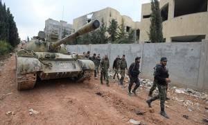 Λιβύη: Σημαντικό πλήγμα στους τζιχαντιστές - Κυβερνητικές δυνάμεις της μπήκαν στη Σύρτη