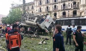 Τουρκία: Ανάληψη ευθύνης για τη βομβιστική επίθεση με 11 νεκρούς στην Κωνσταντινούπολη (Vid)