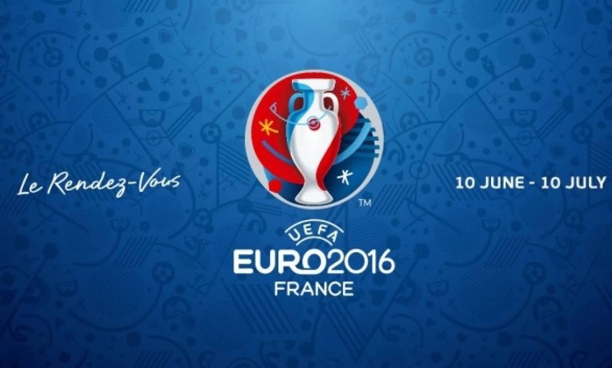 Euro 2016: Το πρόγραμμα και οι τηλεοπτικές μεταδόσεις των ομίλων