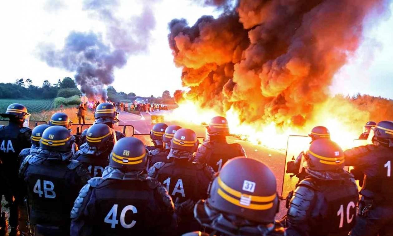 Γαλλία: Αυλαία για το Euro 2016 στη σκιά κοινωνικών αναταραχών και φόβων για τρομοκρατία (Vids)
