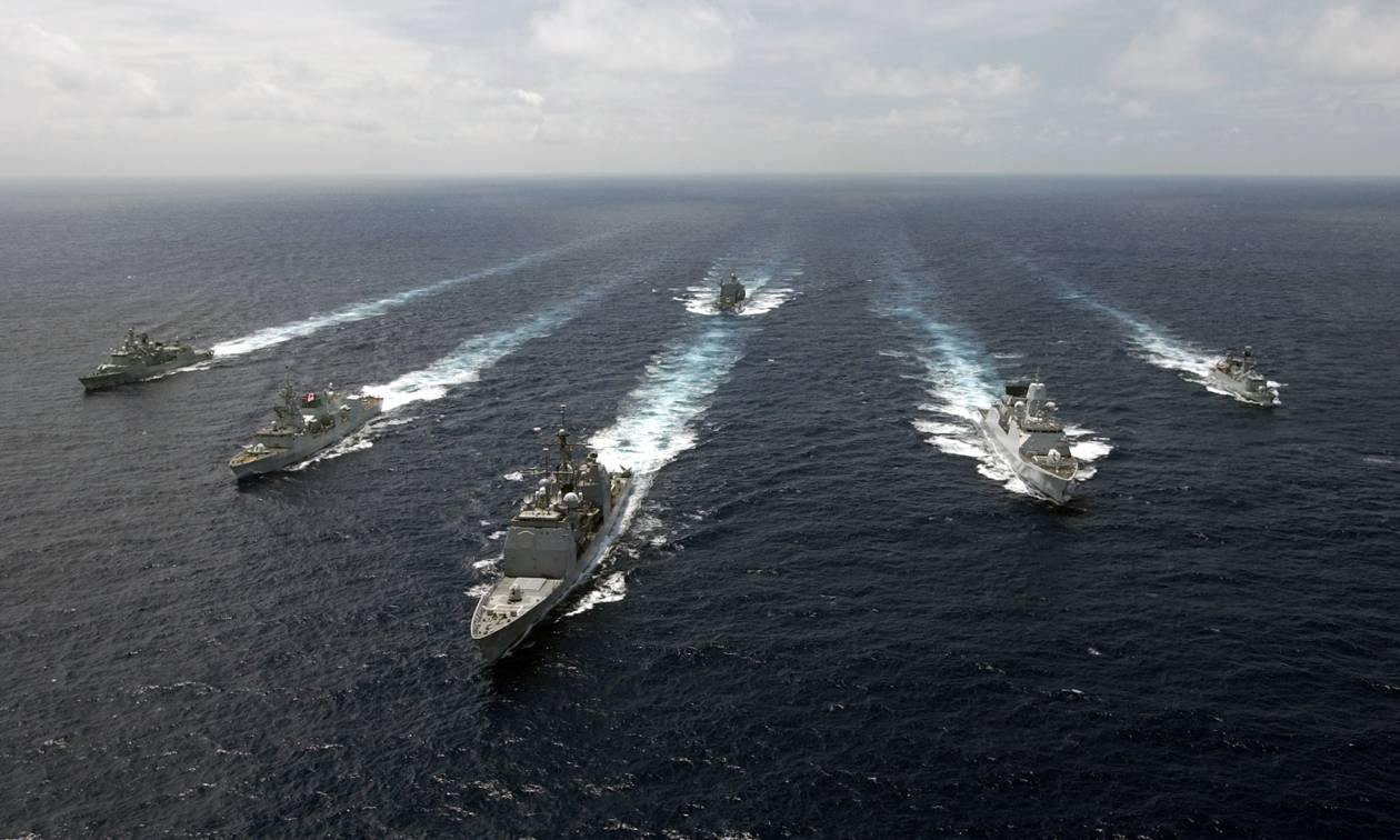 Kίνδυνος θερμού επεισοδίου: Έτοιμη να «απαντήσει» η Ρωσία στις προκλήσεις των ΗΠΑ στη Μαύρη Θάλασσα