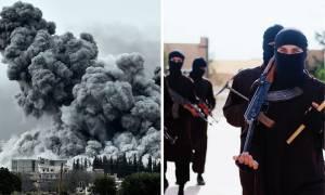 Ιράκ: Ο αρχηγός και ηγετικά στελέχη του ISIS τραυματίες σε αεροπορικό βομβαρδισμό (Vid)