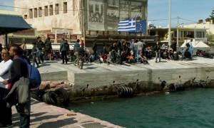 Απόπειρα αυτοκτονίας πρόσφυγα στο hot spot της Χίου