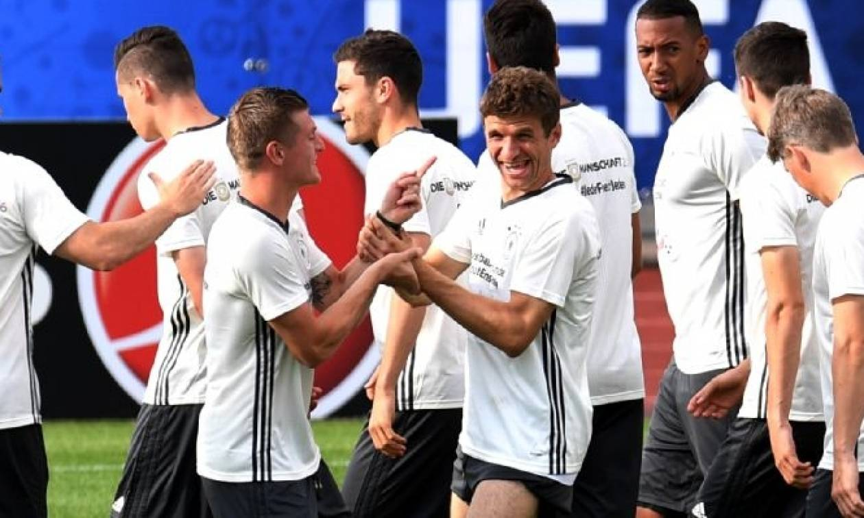 Euro 2016: Το ψηφιακό «μυστικό» της Εθνικής Γερμανίας