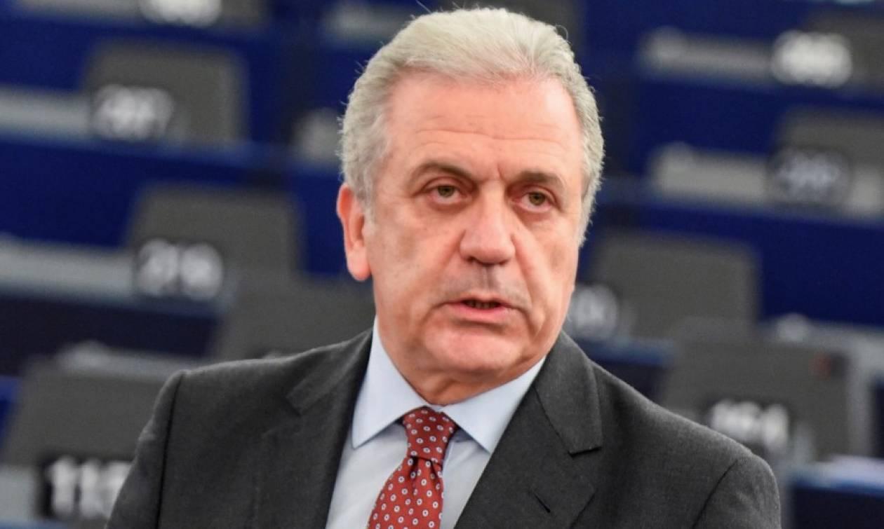 Αβραμόπουλος: «Υπάρχει μεγάλη πρόοδος στα θέματα της ασφάλειας»