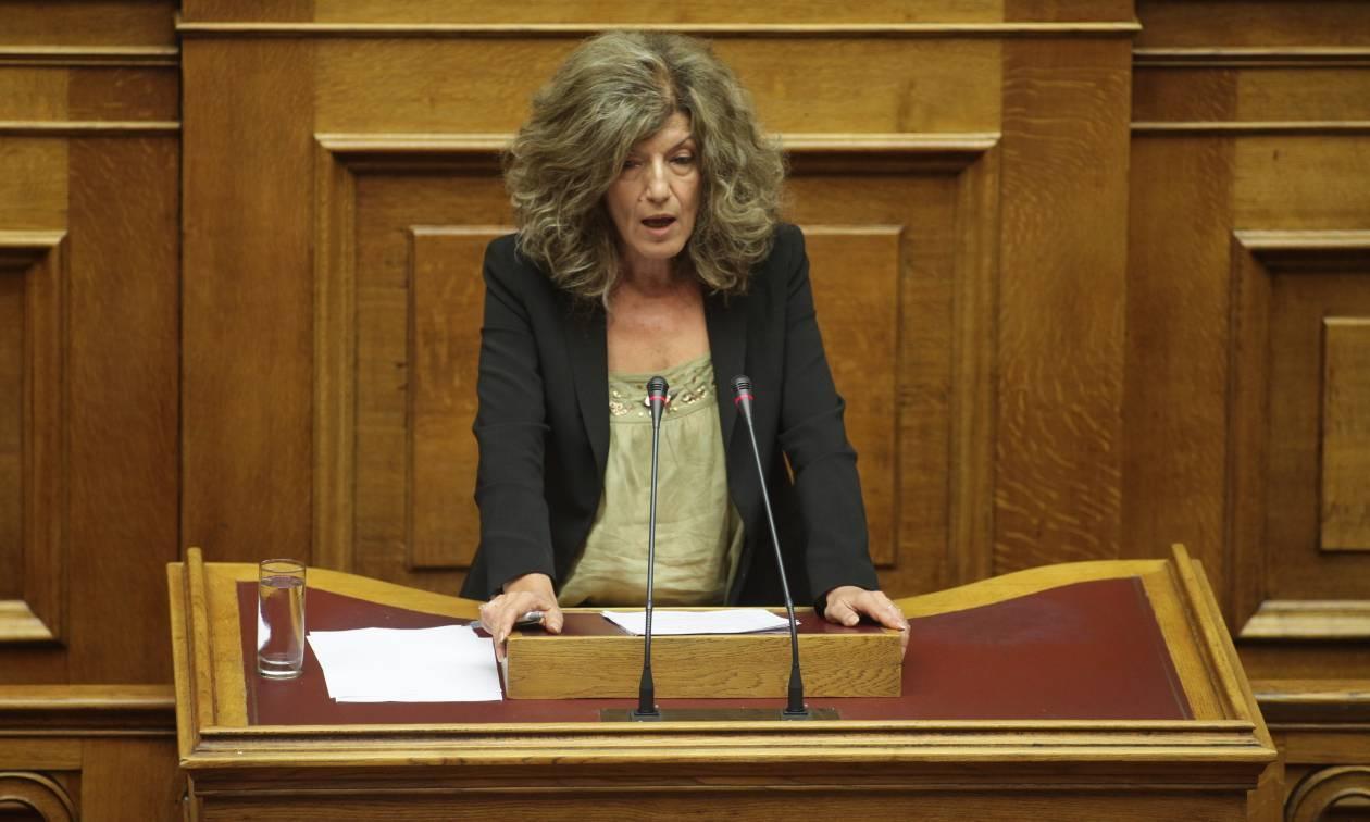 Αναγνωστοπούλου: Υπάρχει προοπτική εξόδου από την κρίση