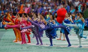 Euro 2016: Φαντασμαγορική τελετή έναρξης με David Guetta
