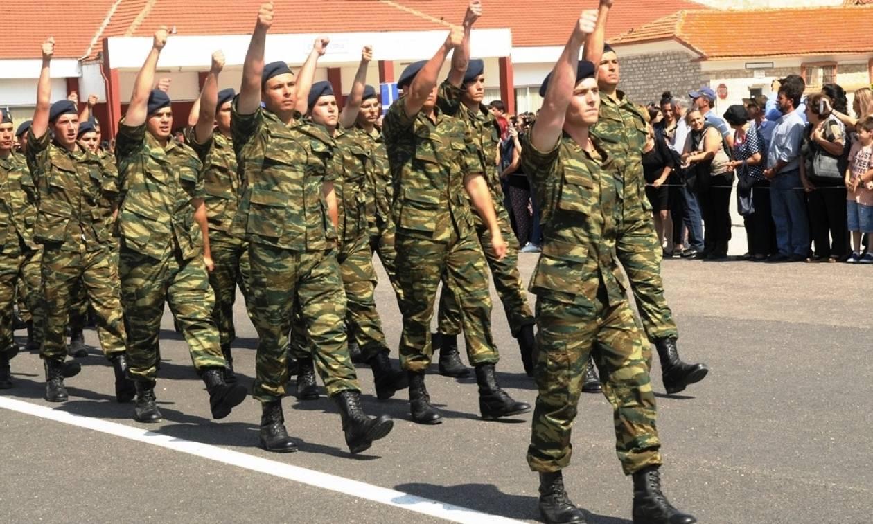 Τελετές Ορκωμοσίας Νεοσύλλεκτων Οπλιτών της 2016 Γ΄ ΕΣΣΟ (pics)
