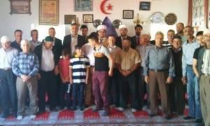 Ο Τούρκος πρόξενος Ακιντζί επισκέφτηκε το χωριό Μικροχώρι της Ξάνθης
