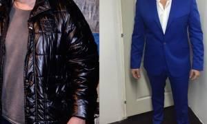 Γνωστός Έλληνας τραγουδιστής μείον 27 κιλά - Η λατρεία στο φαγητό και η απομόνωση στο σπίτι!