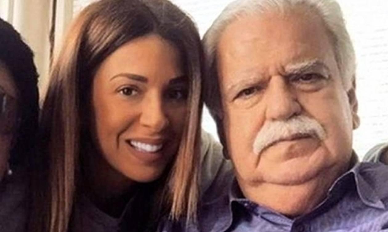 Ελένη Χατζίδου: Στο νοσοκομείο ο πατέρας της μετά από αρνητικό δημοσίευμα που διάβασε για εκείνη