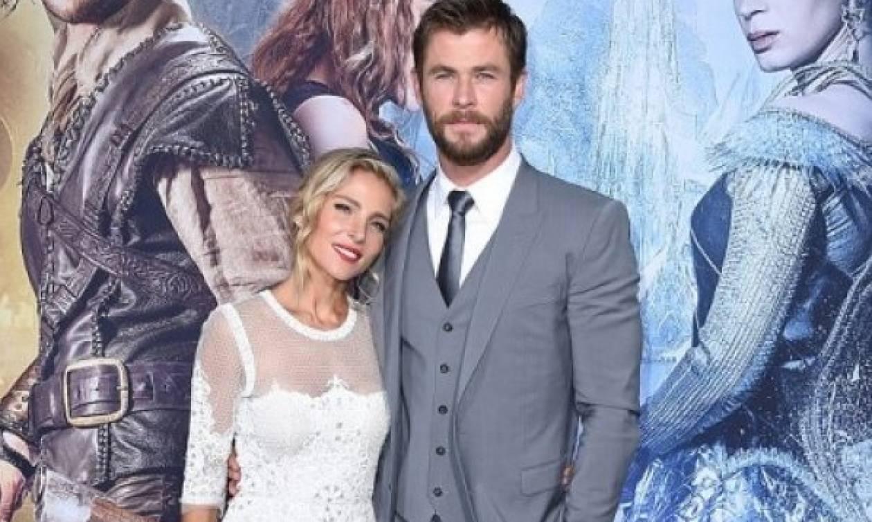 Η σύζυγος του Chris Hemsworth έχει το απόλυτο κορμί