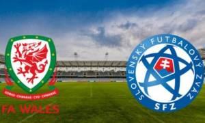 Euro 2016 -LIVE: Ουαλία - Σλοβακία