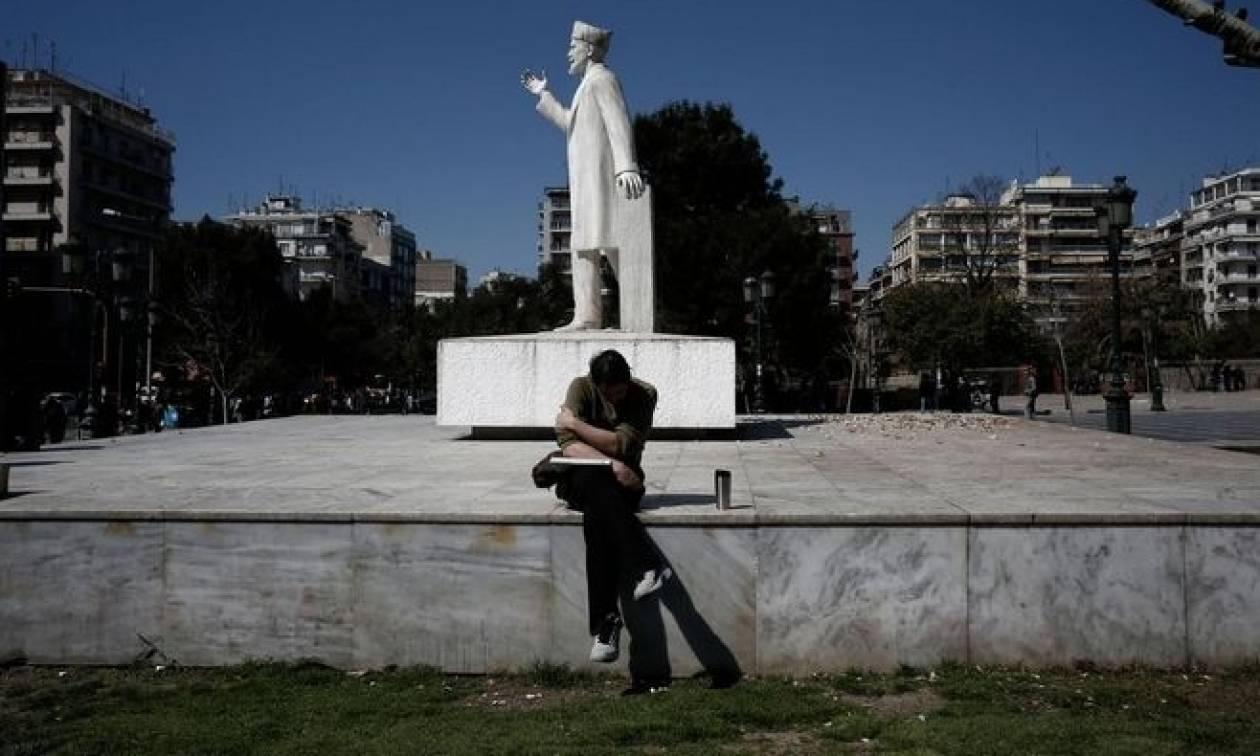 Η μακροχρόνια ανεργία τρομοκρατεί την Ευρώπη