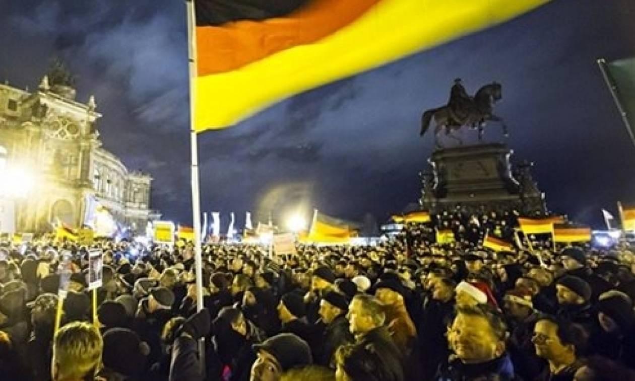 Γερμανία: Χιλιάδες διαδήλωσαν κατά των αμερικανικών επιχειρήσεων με μη επανδρωμένα αεροσκάφη