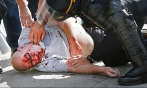 Euro 2016: Τουλάχιστον πέντε τραυματίες και έξι συλλήψεις από την «μάχη» της Μασσαλίας