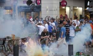 EURO 2016: Νέες συγκρούσεις στη Μασσαλία πριν την έναρξη του αγώνα Αγγλίας - Ρωσίας