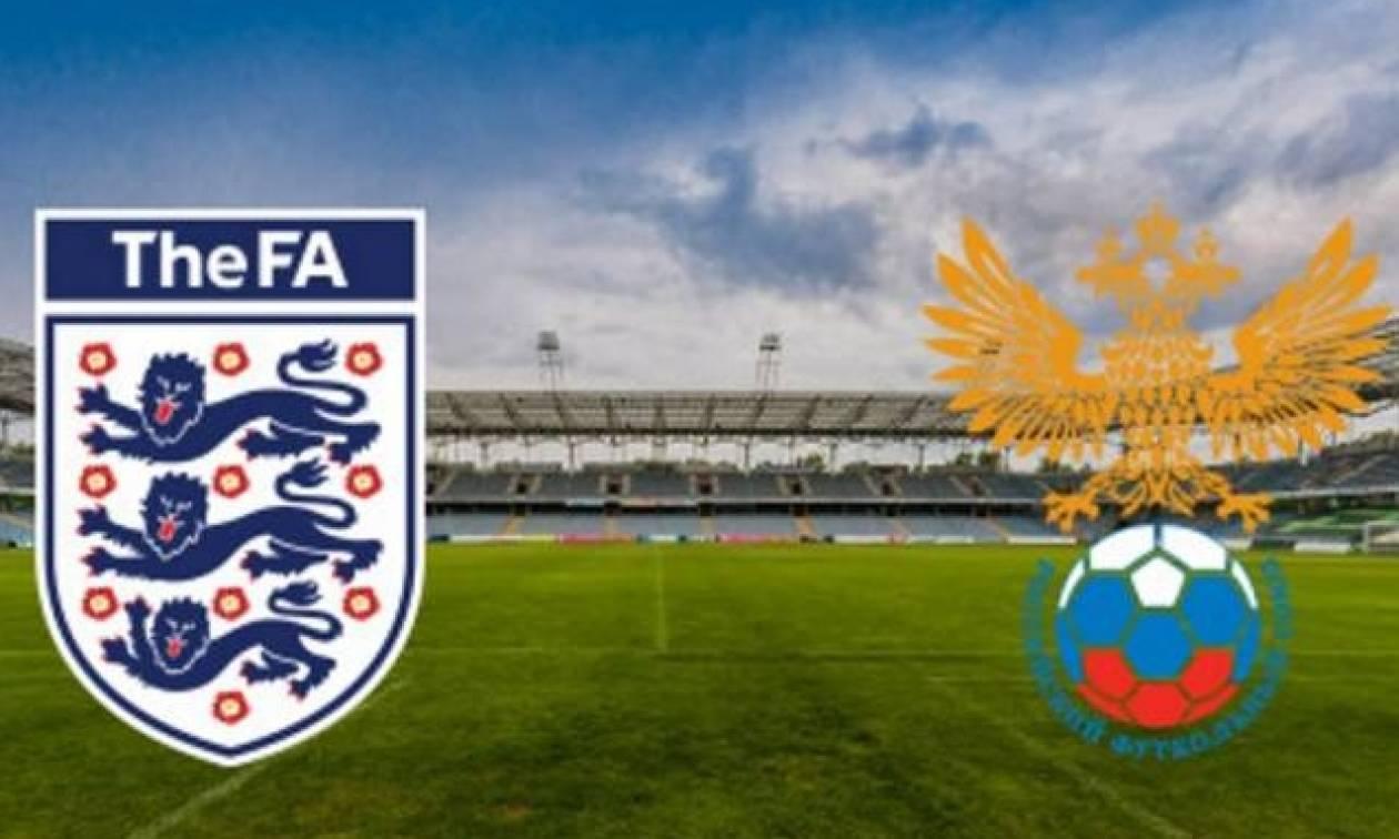 Euro 2016: LIVE Αγγλία - Ρωσία
