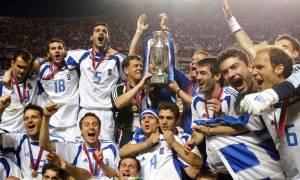Σαν σήμερα το 2004 η Ελλάδα κάνει την πρώτη εμφάνισή της στο Ευρωπαϊκό Πρωτάθλημα Ποδοσφαίρου