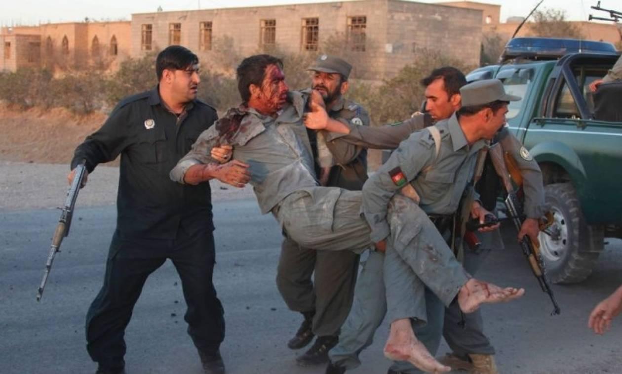 Έξι αστυνομικοί νεκροί σε ενέδρα του ISIS στο Αφγανιστάν (Vid)