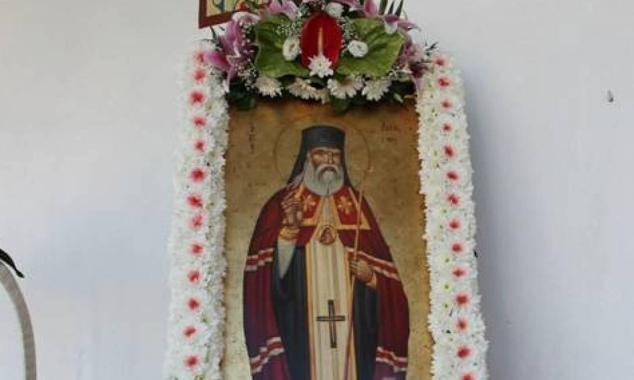 Τρίκαλα: Eορτασμός του Αγίου Λουκά του Ιατρού