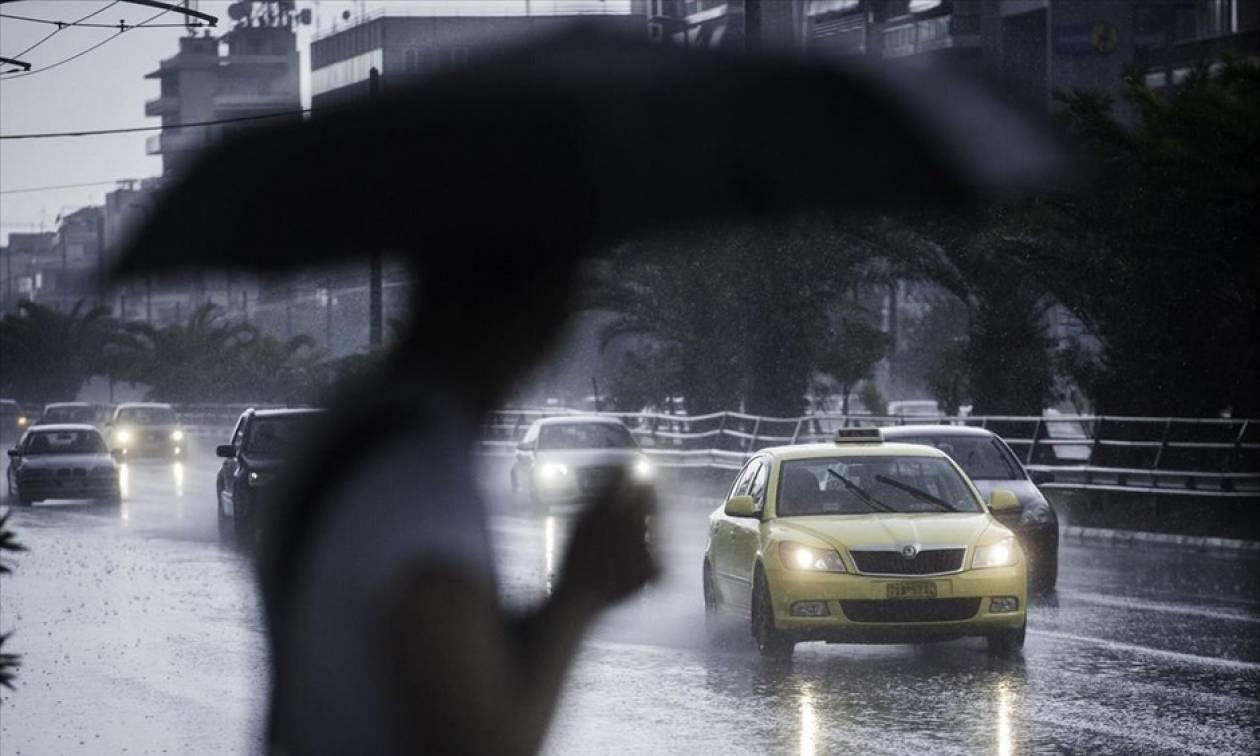 Χαλάει απότομα ο καιρός τη Δευτέρα – Σε ποιες περιοχές θα βρέξει