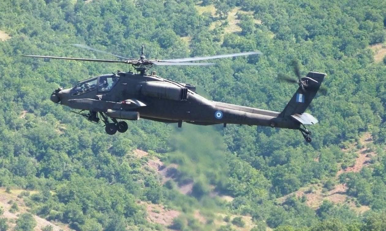 Έβρος: Τακτική Άσκηση του στρατού ξηράς με πραγματικά πυρά (pics)