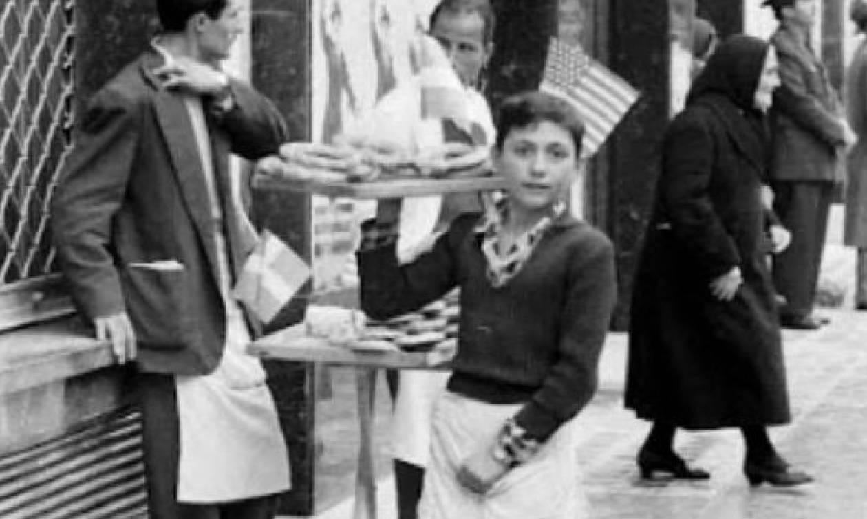 Η παιδική εργασία στην Ελλάδα δεν είναι κάτι καινούργιο (pics)