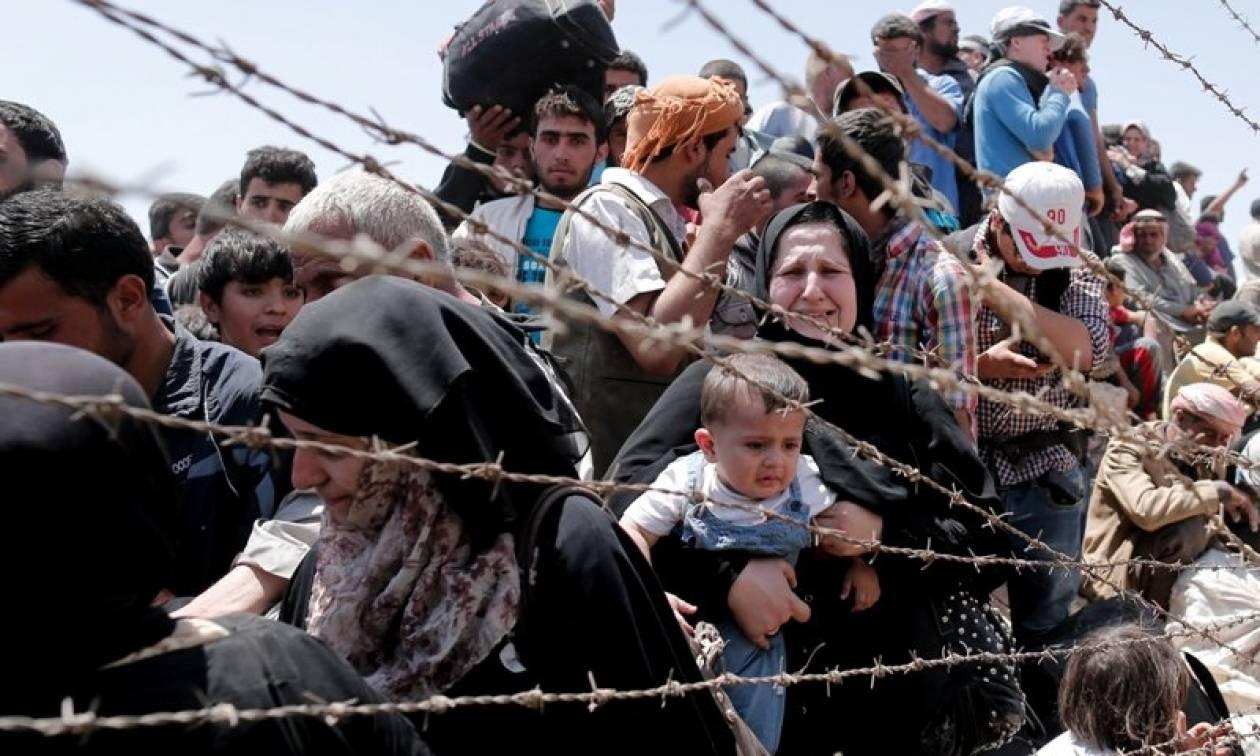 FRONTEX: Το κλείσιμο της Βαλκανικής Διαδρομής αποτελεσματικότερο από τη συμφωνία ΕΕ-Τουρκίας