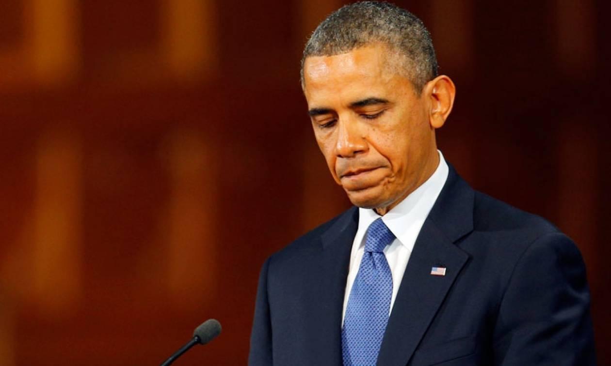 Ομπάμα: Από τις χειρότερες σφαγές που έζησαν ποτέ οι ΗΠΑ