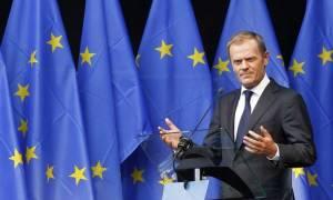 Ντόναλντ Τουσκ: Θα χρειαστούν επτά χρόνια για το «διαζύγιο» Βρετανίας-ΕΕ