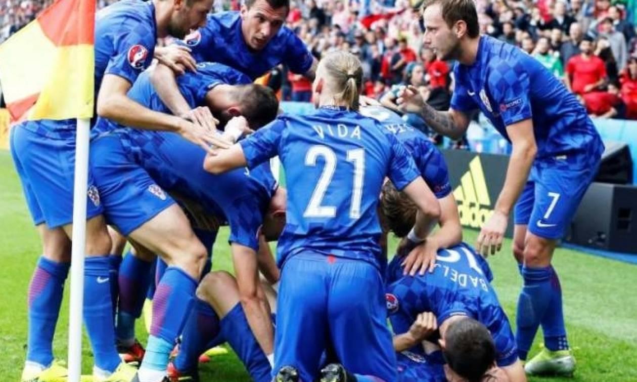 Euro 2016: Τουρκία – Κροατία 0-1: Ένα και να… καίει!