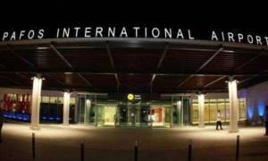 Χαμός στο αεροδρόμιο Πάφου λόγω διαρροής καυσίμων σε αεροσκάφος - Δείτε βίντεο!