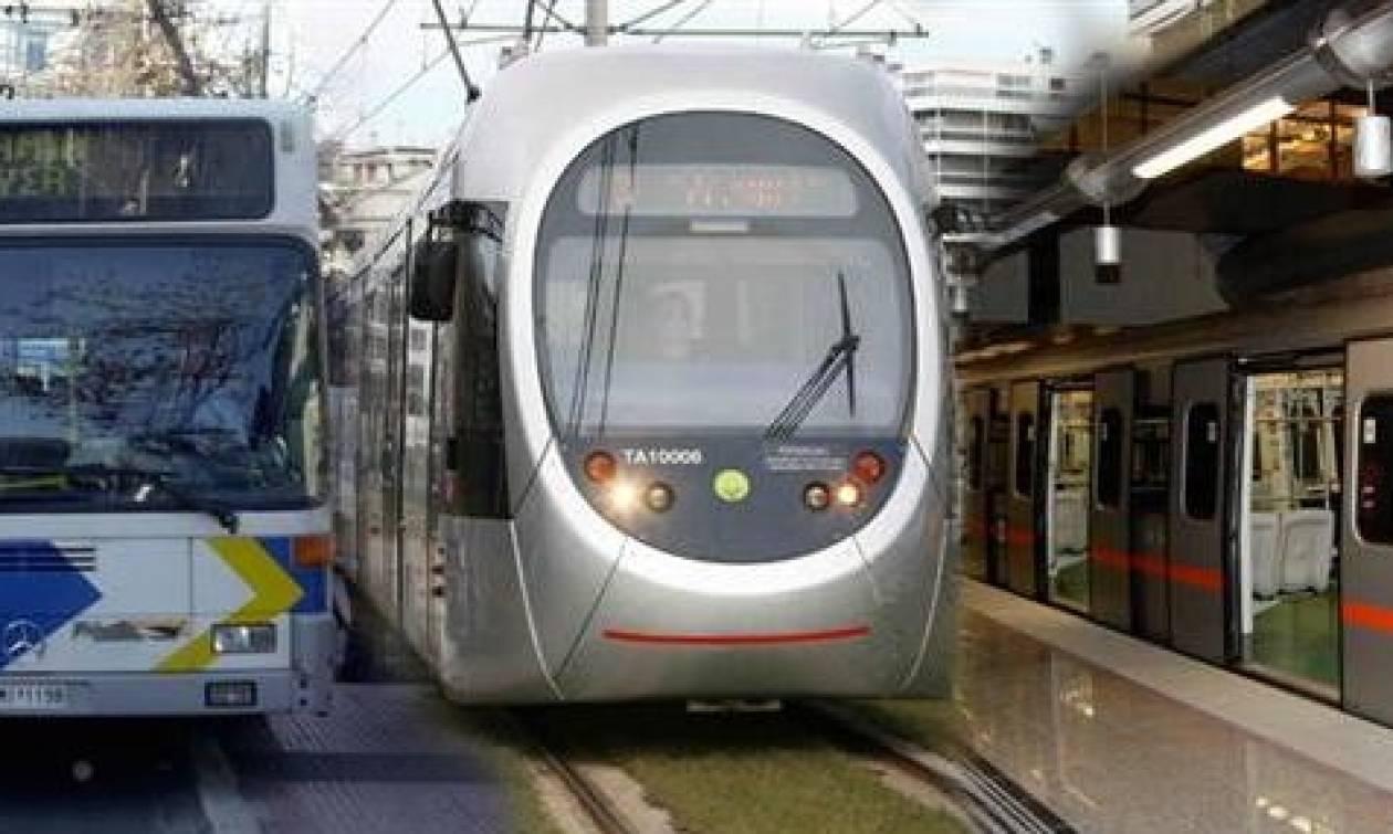 «Χειρόφρενο» σε Μετρό, Ηλεκτρικό και Τραμ: Πώς θα κινηθούν τα Μέσα Μαζικής Μεταφοράς (13/6)