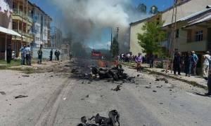 Ισχυρή έκρηξη στην Τουρκία