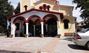 Όλο το χωριό θρηνεί τον 14χρονο Τάσο - Σπαραγμός στο τελευταίο «αντίο» (photos)