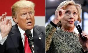 Νέα κόντρα Τραμπ - Κλίντον για το μακελειό στο Ορλάντο