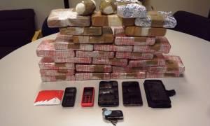 Θεσσαλονίκη: Ρομά συνελήφθησαν με περισσότερα από 13 κιλά ηρωίνης (pics)
