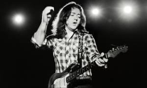 Σαν σήμερα το 1995 πέθανε ο δεξιοτέχνης της ηλεκτρικής κιθάρας Ρόρι Γκάλαχερ